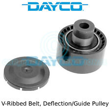 Dayco V-Ribbed Belt Idler, Deflection/Guide Pulley - APV2182 - OE Quality