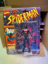 Marvel Legends SPIDER-MAN 2099 from Spider-Man legends Retro wave