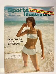 1964 Sports Illustrated Swimsuit Issue.  First one in annual issues.