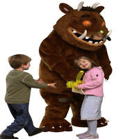 Gruffalo Mascot Costume Cosplay Party For Event Outfit Fancy Dress Parade Adults