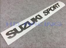 Suzuki Sport Windshield Decal Sticker Swift Jimny Vitara Free Shipping x 1 pc