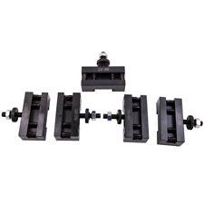 5pcs 10 15 Bxa 1 Quick Change Turning Facing Amp Boring Tool Post Holder 250 202