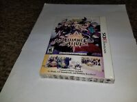 The Alliance Alive- Launch Edition (Nintendo 3DS, 2018) New Sealed