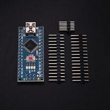Mini Nano V3.0 ATmega328P Board Micro-controller CH340G USB For Arduino 16M 5V
