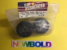 Team Associated 12L, Rear Wheel/Tyre (AS3627), Rare, Vintage, New.