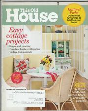 This Old House Magazine September 2012 FREE SHIP (Buy 1 Get others at 50% off )