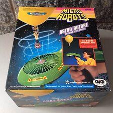 Micro Machines Micro Robots Astro Rotore Missione Nello Spazio 1992 Z Bots
