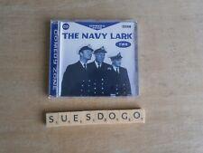 THE NAVY LARK 2 -JON PERTWEE LESLIE PHILLIPS - 2 CLASSIC EPISODES - BBC AUDIO CD