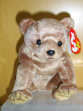 Ty Beanie Babies Soft Toy Pecan The Bear Ty Beanies