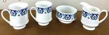 MAYFAIR POTTERY 4 piece VINTAGE COFFEE SET. Excellent Condition