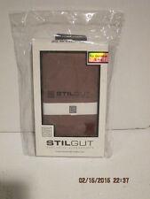 StilGut UltraSlim Genuine Leather FOR LG OPIMUS G-FREE SHIP GERMAN MADE NISP!!!!