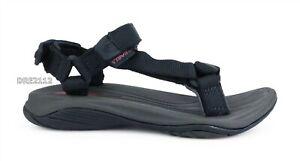 Teva Pretty Rugged Nylon 3 Black Sandals Womens Size 6.5 *NIB*