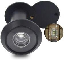 Door Viewer Peephole, Solid Brass 220-degree Door Viewer with Heavy Duty Rotatin
