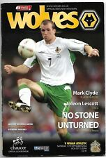WOLVES V WIGAN ATHLETIC 11/09/2004 CHAMPIONSHIP  (8)
