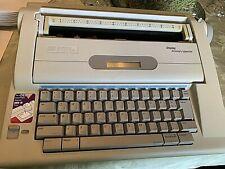 Vintage Smith Corona Na3hh Dictionary Typewriter Display 800 Word Processor Oem