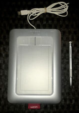WACOM - Bamboo Fun Craft Pen And Touch Tablet CTH461 Drawing Model!!