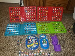 Large Lot of Mighty Beanz