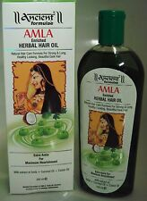 Hesh Amla Herbal Hair Oil Enriched With Coconut & Castor Oils-200ml USA SELLER