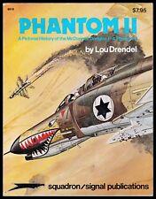 """""""Phantom II.  A Pictorial History ..."""" Phantom II, Squadron/Signal, #6010"""