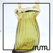 Porta gioie idea regalo donna in Vetro di Murano. Blown Murano Glass Certified