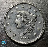 1835 Coronet Head Large Cent   --  MAKE US AN OFFER!  #B2775