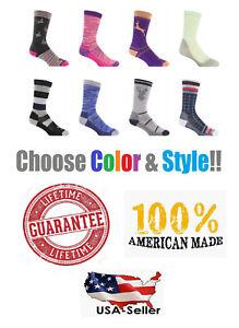 Farm to Feet Merino Wool Womens Socks LARGE L -CHOOSE COLOR & STYLE- New