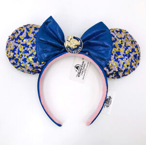 2021 WDW Annual Passholder Minnie Mouse Ears Disney Parks Headband Exclusive AP