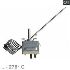 Thermostat Backofen Backofenthermostat -278°C EGO 55.17052.390 480121100437