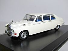 OXFORD DIECAST DAIMLER DS420 OLD ENGLISH WHITE 1/43 DS001