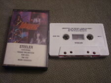 RARE OOP Steeler CASSETTE TAPE 1983 Yngwie Malmsteen KEEL Riot Lion Cacophony !