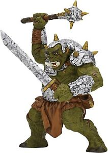 Papo Giant Ork with Sabre Figure