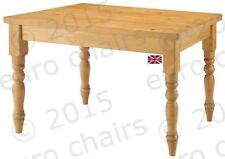Oak Dining Room Farmhouse Up to 6 Seats Table & Chair Sets