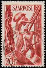 Scott # 199 - 1948 - ' Reconstruction '
