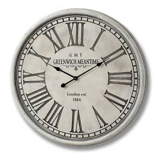 GREENWICH WALL CLOCK - BEAUTIFUL ADDITION TO ANY ROOM IN THE HOME.