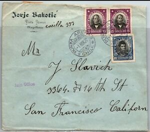 GP GOLDPATH: CHILE COVER 1922 _CV742_P02