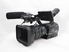 Sony HVR-Z7U 1080i HDV/DV Professional Video Camera Camcorder