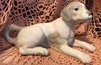LLADRO NAO 58 Dog, Sitting Dog Retired! Mint Condition! No Box! Matte! L@@K