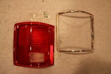 78-91 Chevy Blazer/Suburban/C/K Pickup/GMC Jimmy Tail Light Lens Left Driver