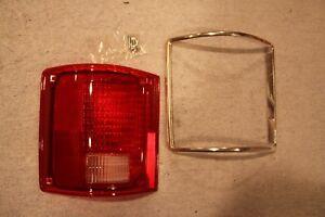 78-91 Chevy Blazer/Suburban/C/K Pickup/GMC Jimmy Tail Light Lens Left Driver