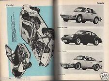 AUTOMOBILI D'EPOCA_AUTOMOBILISMO_AMPIO CATALOGO ILLUSTRATO_ANNI '70_FIAT_FERRARI
