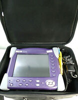 JDSU T-BERD 8000 Field-Scalable Optical Test Platform w/Carry Case, For PARTS