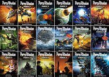 Auswahl: Perry Rhodan NEO-Galaxien-Sterne & Fremde Welten-Science Fiction Romane