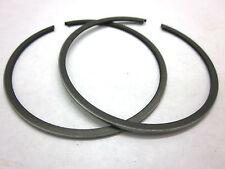 HONDA CR125 PISTON RINGS RING SET 0.50 MM OVERSIZED 1974 1975 13013-360-004