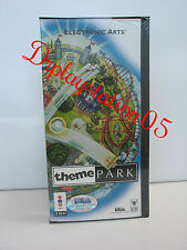 Theme Park 3do Game Brand New And sealed ( EA AUSTRALIA )