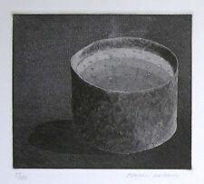 "DAVID HOCKNEY Signed 1969 Original Etching/Aquatint ""The Pot Boiling"""