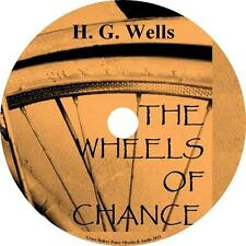 The Wheels of Chance, H. G. Wells Bicycle Adventure Audiobook on 1 MP3 CD