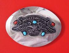 VTG Harley-Davidson Eagle Handmade Belt Buckle
