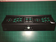 Control Panel 2 Players Neo Legend Classic Arcade 2x6 Buttons Borne Used