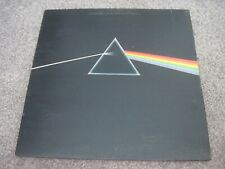 PINK FLOYD The Dark Side Of The Moon 1973  SOLID BLUE TRIANGLE complete SuperbEX