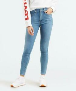 Levi's Levi Mile High Supper Skinny Ankle Hyper Stretch Jeans  RRP £95
